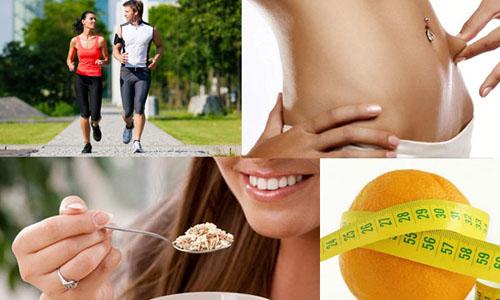 Правильное питание = отсутствие целлюлита