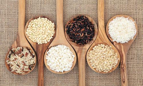 Виды и сорта риса