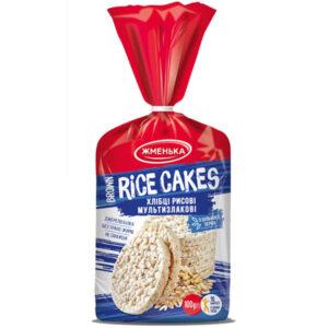 Хлібці рисові мультизлакові