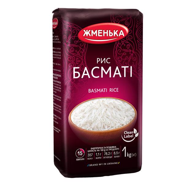 Рис басматі
