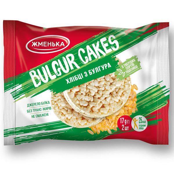 Хлібці з булгура